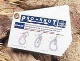 J. E. Sherry Company PKO101 Pro-Knot Outdoor Knot Cards