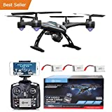 HOLIDAY SPECIAL! Contixo F5 WiFi FPV Quadcopter Drone w/ HD Camera, Live Video For Aerial Photography, Altitude Hold, Auto Return, Easy to Fly for Expert Pilots & Beginners Best Gift for Christmas