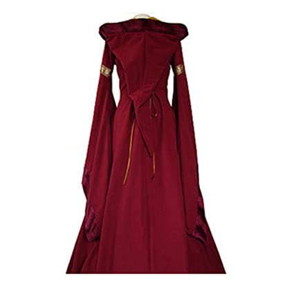 Tjtcs Disfraces de Halloween Cosplay Disfraz de Bruja ...