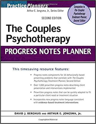 Amazon the couples psychotherapy progress notes planner the couples psychotherapy progress notes planner 2nd edition fandeluxe Choice Image