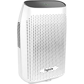 Amazon Com Hysure Portable 2000ml Mini Dehumidifier