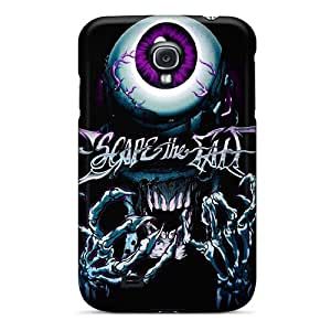Samsung Galaxy S4 XUV542QsEg Provide Private Custom Colorful Escape The Fate Pictures Scratch Protection Hard Phone Cover -CharlesPoirier