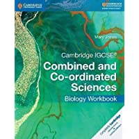 Cambridge IGCSE® Combined and Co-ordinated Sciences Biology Workbook