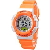 Yavinet Sport Kids Digital Watch for Boys Girls Chronograph