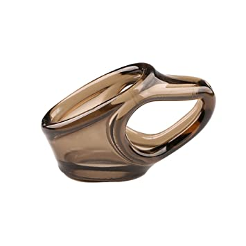 Penis brown ring pic