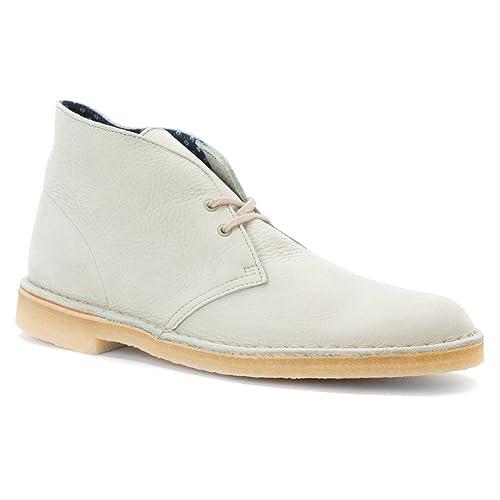 aef0d773 Clarks Botas de Desierto® para Hombre Nubuck, de Color Verde Claro:  Amazon.es: Zapatos y complementos