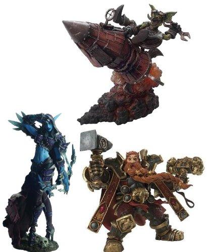 World of Warcraft Series 6 Action Figure Set