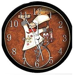 Glow In the Dark Wall Clock - Fat Chef #22