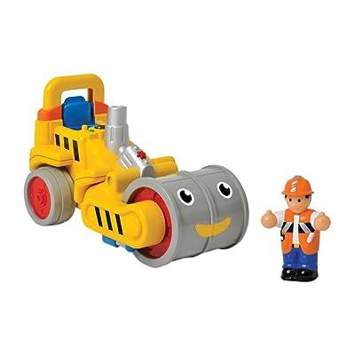 WOW Toys - Roll-it Riley, Coche de Juguete (10302): WOW Toys Roll-it Riley: Juguetes y juegos