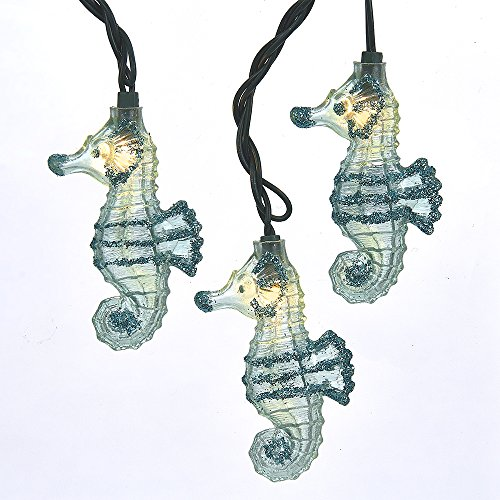 ht Glittered Seahorse Light Set (Horse Party Lights)