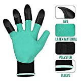 Garden Gloves with Claw Universal Size 8 Abs