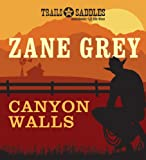 Front cover for the book Canyon Walls by Zane Grey