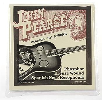 john pearse resophonic guitar phosphor bronze spanish neck 013 056 790nr. Black Bedroom Furniture Sets. Home Design Ideas