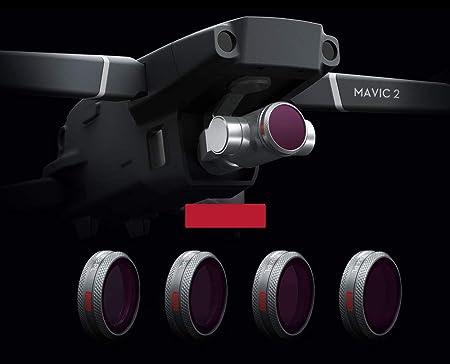 Pgytech Polarisationsfilter Mrc Cpl Für Dji Mavic 2 Kamera