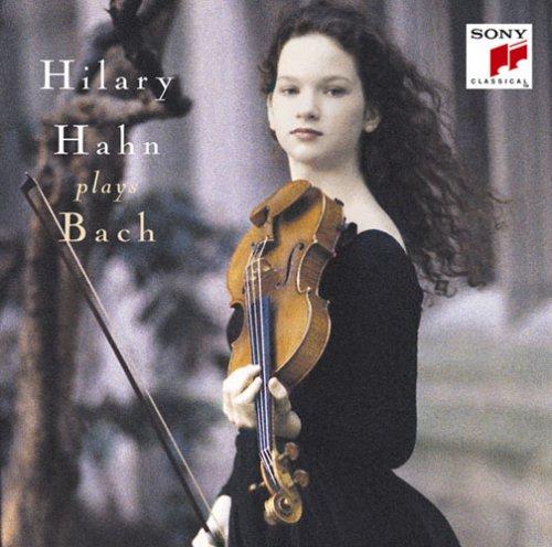 「Hilary Hahn / Plays Bach」の画像検索結果