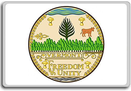 Vermont State Seal - 4