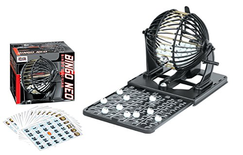 Complete Bingo (Liberty Imports Bingo Machine Cage Game Set with Balls (Classic))