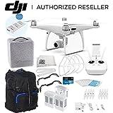 DJI Phantom 4 PRO Quadcopter Ultimate Backpack Bundle Kit