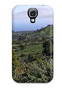 Protection Case For Galaxy S4 / Case Cover For Galaxy(la Palma Photography Landscape People Photography)