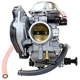 EgalBest Carburetor Replacement for Kawasaki Prairie 400 KVF400 KVF 400 2X4 4X4 1999-2002 Motorcycle Accessories