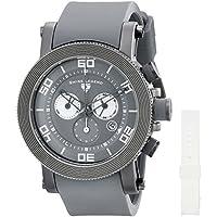 Swiss Legend Men's 30465-GM-014 Cyclone Analog Display Swiss Quartz Grey Watch