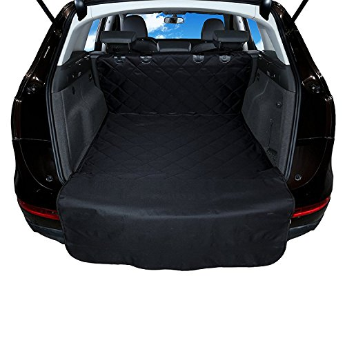 D.Jacware Dog Seat Cover Cargo Liner Cover For SUVs and Cars, Trucks & Carriers. Waterproof, Washable Pet Backseat Protector, Dog Pets Blanket & Bag