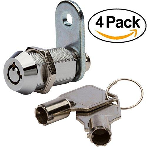 4 Pack Lock Cylinders - 2