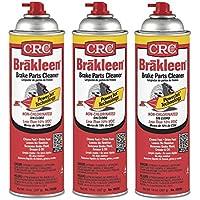 CRC Brakleen 05050 Brake Parts Cleaner - 50 State Formula...
