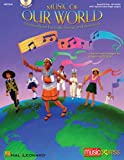 Music of Our World, Collection Resource: Multicultural Festivals, Songs and Activities, John Higgins, 0634063219