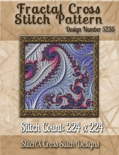 Fractal Cross Stitch Pattern: Design No. 5235 pdf epub