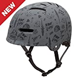Nutcase - Zone Bike Helmet for Teens and Adults, Dark Matte, Small