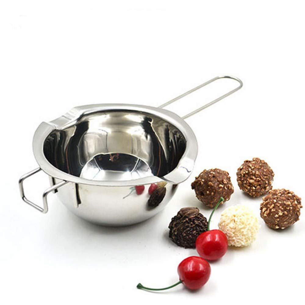 Stainless Universal Double Boiler Pot Smart Baking Tools£¬Melting Pot Butter Chocolate Cheese Caramel