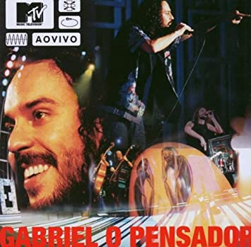 cd do gabriel o pensador mtv