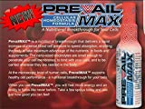Valentus Prevail MAX Red Blood Cell, Energy & Focus Boost 60 Ml Spray Bottle | 90 Servings