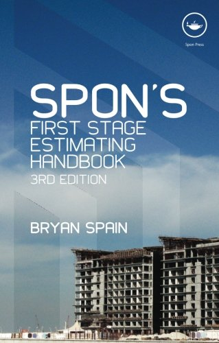Spon's First Stage Estimating Handbook (Spon's Estimating Costs Guides)