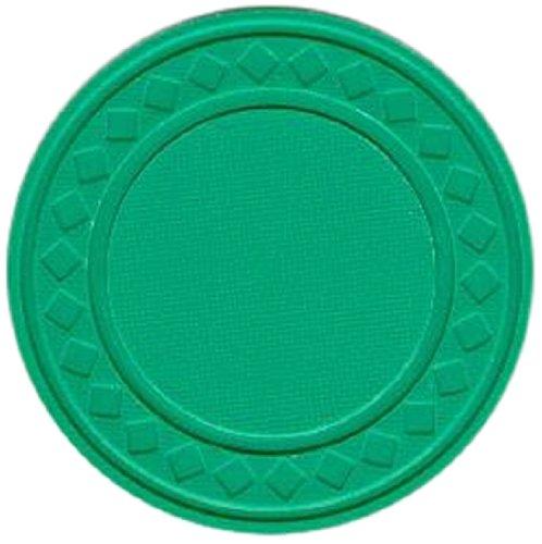 (Trademark Poker Super Diamond Clay Composite Chips (Set of 100), 8gm,)