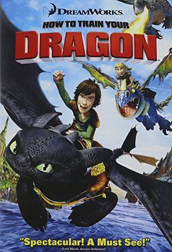 Tpr-How to Train Your Dragon by Uni Dist Corp. (Paramount