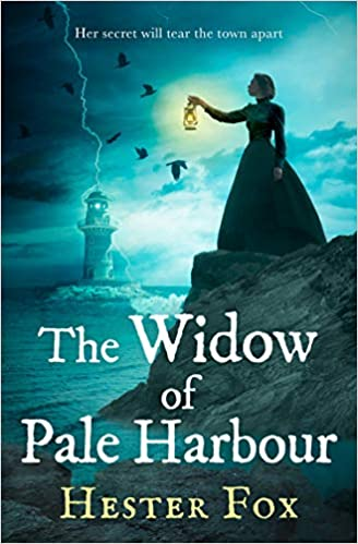 Book's Cover of The Widow Of Pale Harbour (Inglés) Tapa blanda – 17 octubre 2019