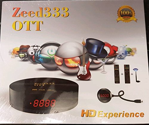 iSTAR Zeed333 OTT Box with One Year Online tv service Arabic Kurdish Turk Persian pakistan Spanish Somali Ethiopian German Holland Polish Russia German France Belgium Italy Albania & more channel
