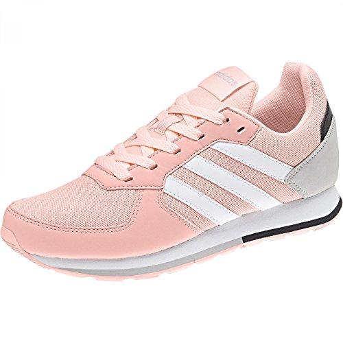 Adidas 8K K, Zapatillas de Deporte Unisex Niño, Naranja (Corneb/Ftwbla/Griuno 000), 29 EU