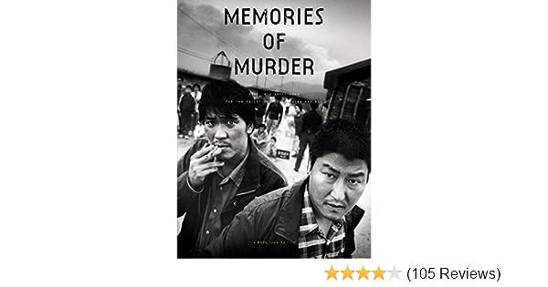 Amazon Com Watch Memories Of Murder Prime Video