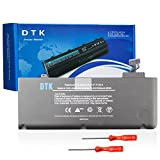 DTK Laptop Battery Replacement for Apple MacBook Pro 13 inch A1322 A1278 (2009 2010 2011 Version) Fit MB990/A MB990LL/A MB990J/A + 2PCS Screwdrivers