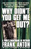 Why Didn't You Get Me Out?, Frank Anton and Tommy Denton, 0312974884
