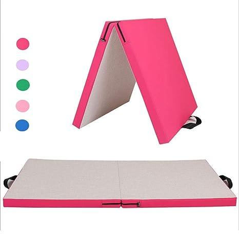 Amazon.com: Mats Gymnastics LXHONG Mats Yoga Camping Mat ...