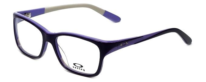 Oakley 1103 110303, Monturas de Gafas para Mujer, 50/50 Purple, 52: Amazon.es: Ropa y accesorios