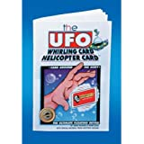 UFO Whirling Card Book/Trick