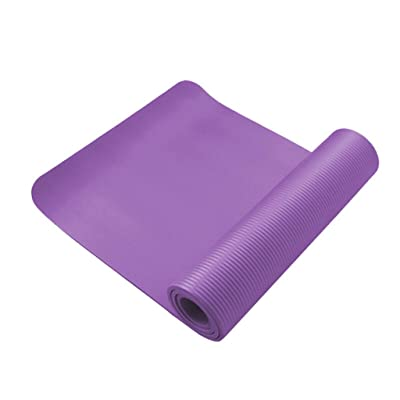 YJDZXM GRJH® Tapis de yoga, Widen Thicken tapis de sport anti-dérapant Tapis de yoga insipide TPE Confort, protection de l'environnement