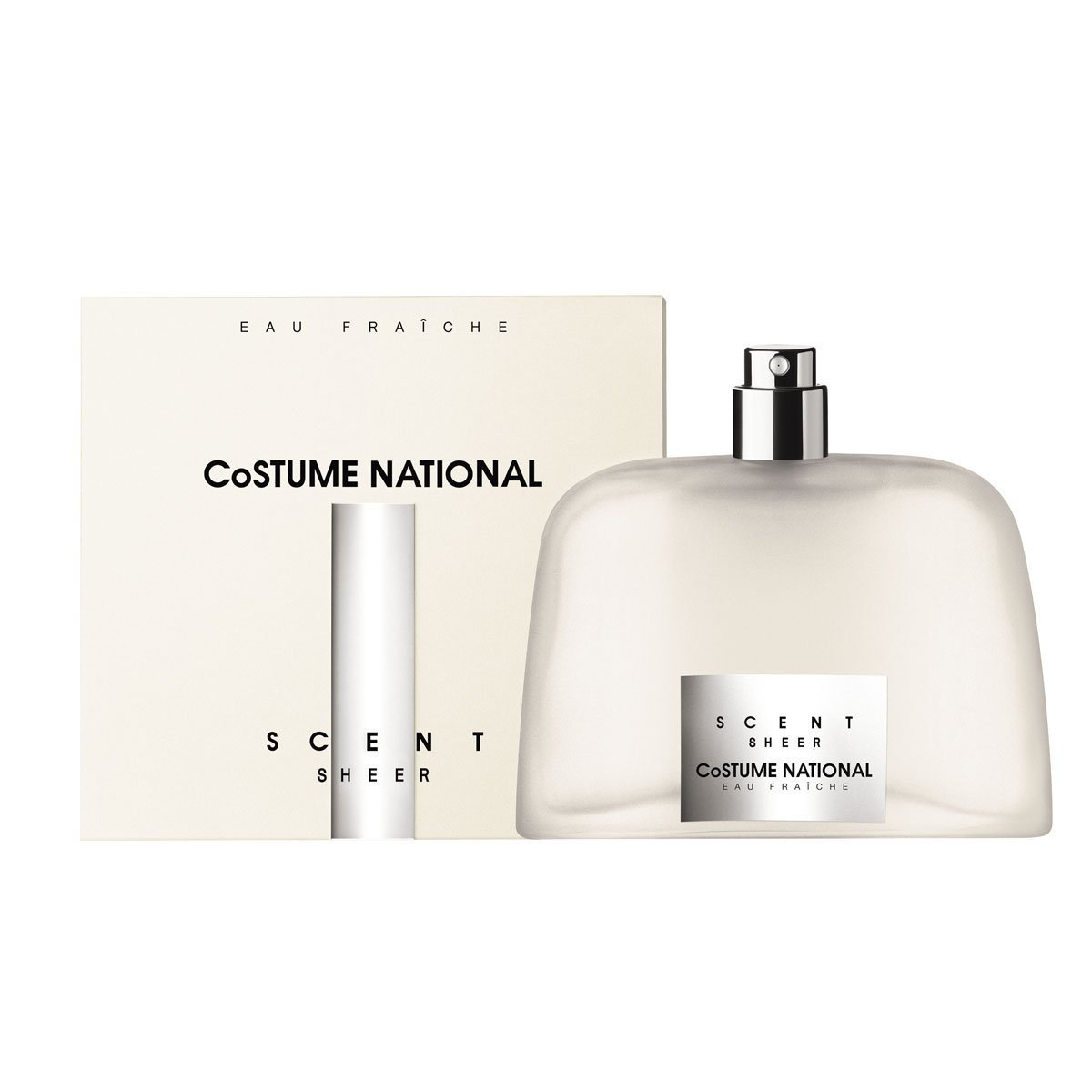 Costume National Scent Sheer Perfume by Costume National for Women. Eau Fraiche Spray 1.7 Oz / 50 Ml. 145351 3760056100402 sku