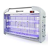 Iselector Bug Zapper and Electric Indoor Insect KillerFly Killer–2800V 20W Bulbs Powerful