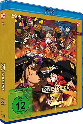 Amazon com: One Piece - 11  Film: One Piece Z: Movies & TV